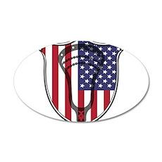 Lacrosse_Head_US Wall Decal