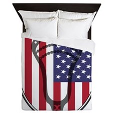 Lacrosse_Head_US Queen Duvet