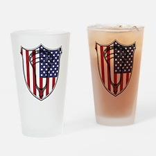 Lacrosse_Head_US Drinking Glass