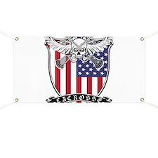 Lacrosse_Skull_US Banner