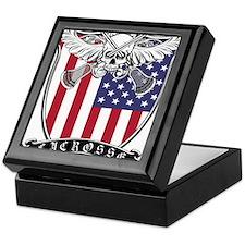 Lacrosse_Skull_US Keepsake Box
