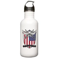 Lacrosse_Skull_US Water Bottle