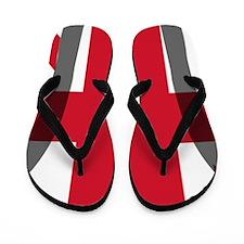 Lacrosse_Head_UK Flip Flops