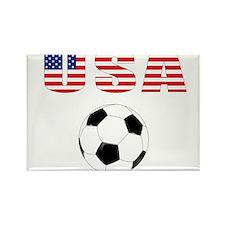 USA soccer Magnets