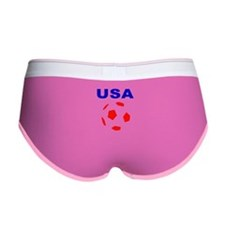 USA soccer Women's Boy Brief
