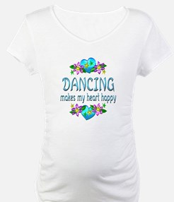 Dancing Heart Happy Shirt