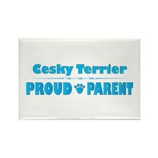 Cesky Parent Rectangle Magnet (10 pack)
