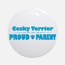 Cesky Parent Ornament (Round)