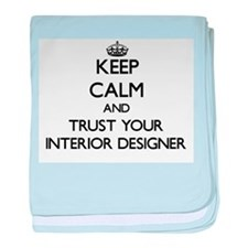 Keep Calm and Trust Your Interior Designer baby bl
