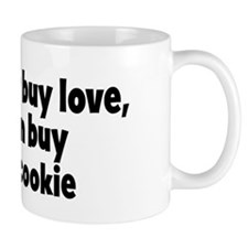 oat meal cookie (money) Mug