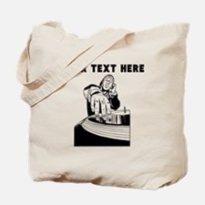 Custom DJ Tote Bag