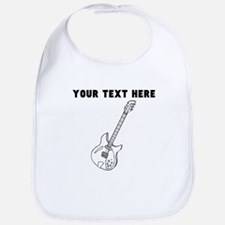 Custom Electric Guitar Bib
