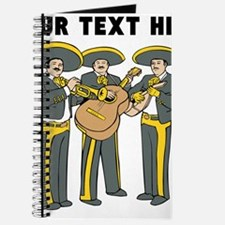Custom Mariachi Band Journal