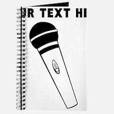 Custom Microphone Journal