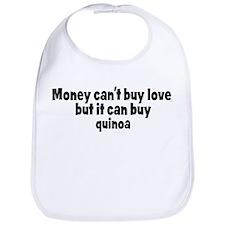 quinoa (money) Bib