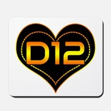 District Pride D12 Mousepad