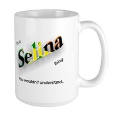 a selina thing (Jamaican irish style) Mugs