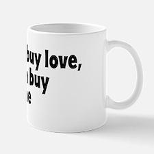 lasagne (money) Mug