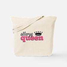Allergy Queen Tote Bag