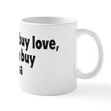 lasagna (money) Mug