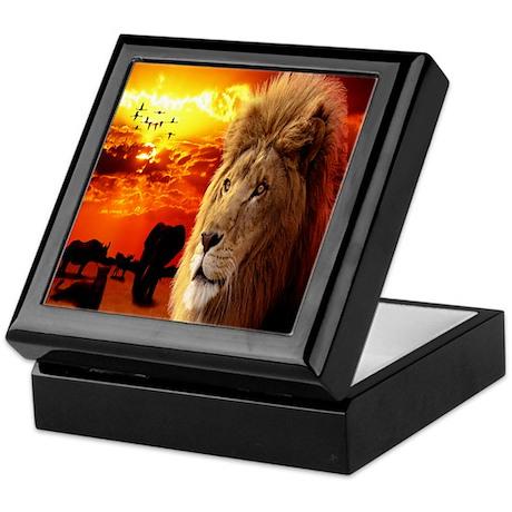 Lion King Keepsake Box