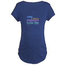 Feminist Looks 2 T-Shirt