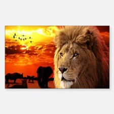 Lion King Decal