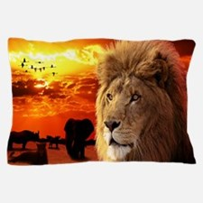 Lion King Pillow Case
