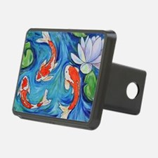 Koi Fish Pond Hitch Cover