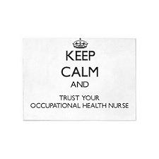 Keep Calm and Trust Your Occupational Health Nurse