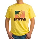 We're Gonna Free... Yellow T-Shirt