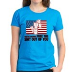 We're Gonna Free... Women's Dark T-Shirt
