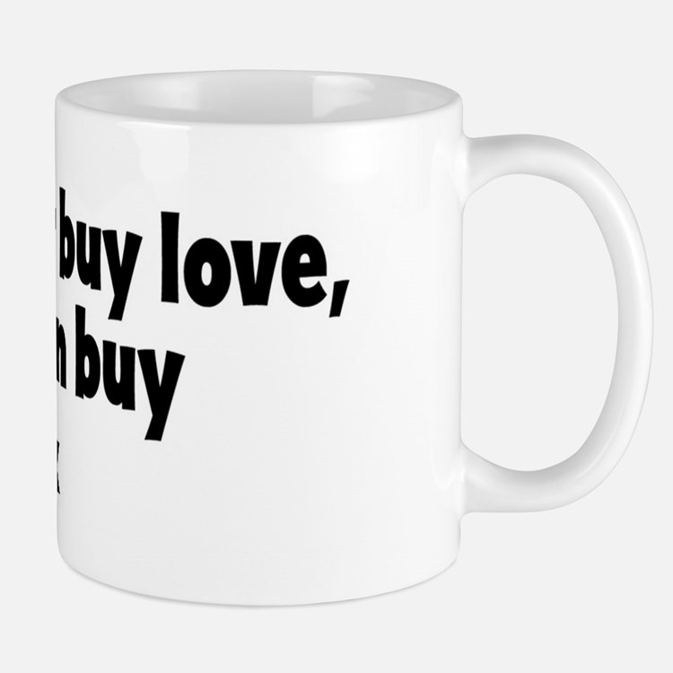 milk (money) Mug