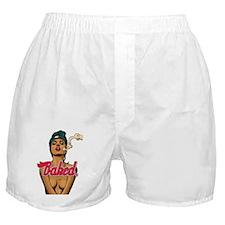 LadyBaked. Boxer Shorts