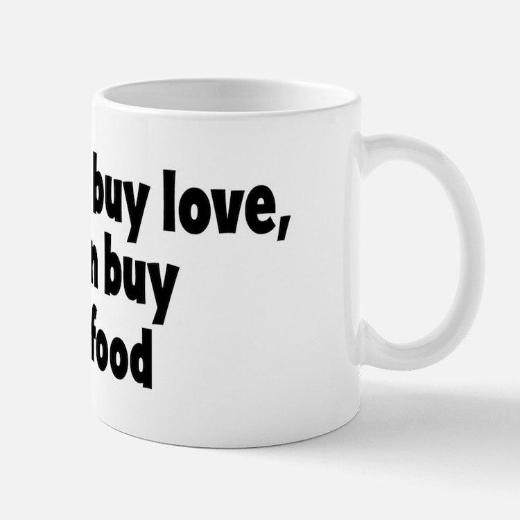 russian food (money) Mug