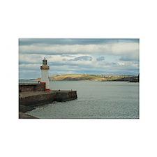 whitehaven lighthouse Rectangle Magnet