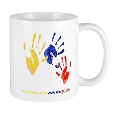 Colombian hands Mug
