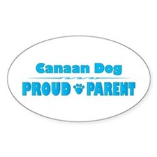Canaan Parent Oval Decal