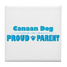 Canaan Parent Tile Coaster