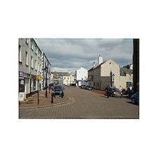 whitehaven town centre Rectangle Magnet