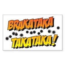 Brakataka Decal