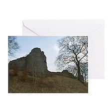 kendal castle Greeting Card