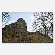 kendal castle Decal