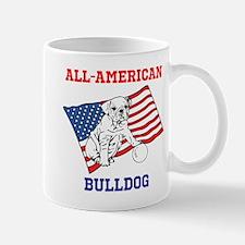 ALL-AMERICAN BULLDOG Mugs