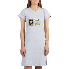 Proud Army Mom Women's Nightshirt