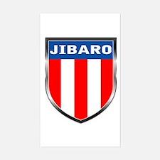 Jibaro Shield Decal