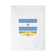 Flag of Argentina Twin Duvet