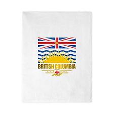 British Columbia Flag Twin Duvet