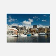 hobart constitution dock Rectangle Magnet