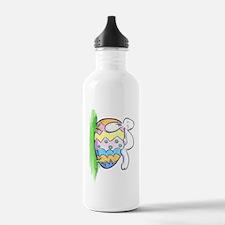 Sleeping Easter Bunny Water Bottle